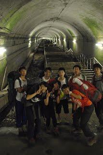 土合駅のモグラ駅