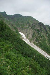 マチガ沢雪渓02